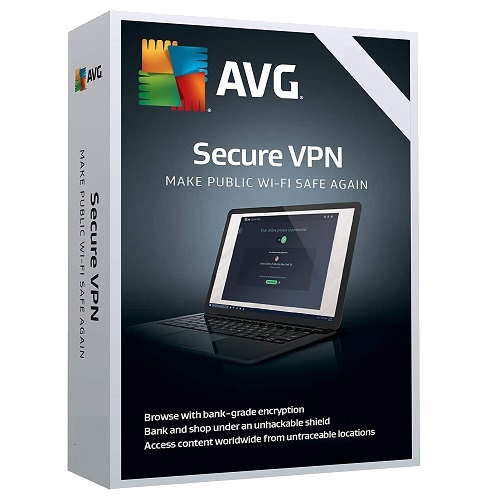 AVG Secure VPN 1-Year / 1-Device - Global