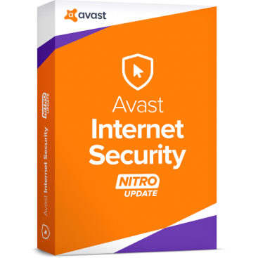 avast! Internet Security 1-Year / 3-PC - Global