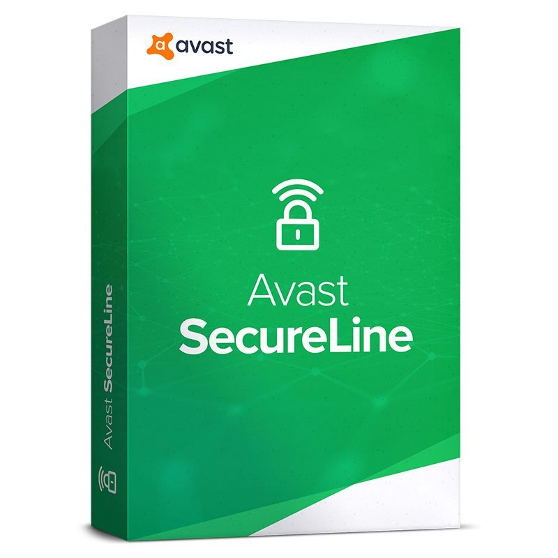 Avast SecureLine - 1 Year / 1 Device - Global