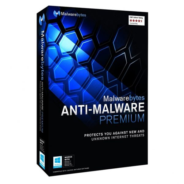 Malwarebytes Anti-malware Premium 1 PC 1 Year [KEYCODE]